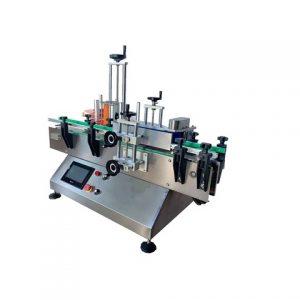 Máquina de etiquetado de etiquetas autoadhesivas para botellas de aceite al por mayor