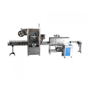 Máquina etiquetadora de adhesivo termofusible