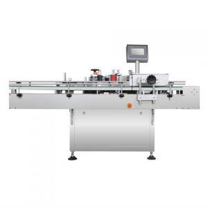 Máquina de etiquetado superior y 2 lados