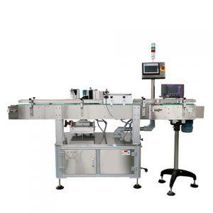 Máquina de etiquetado de productos farmacéuticos