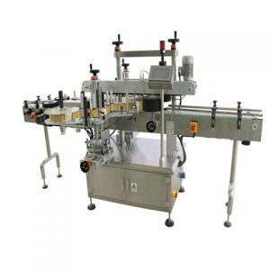 Máquina de etiquetado de aplicaciones químicas