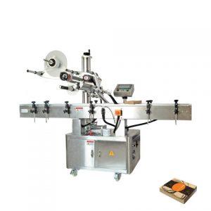 Máquina de etiquetado de cerveza enlatada de aluminio