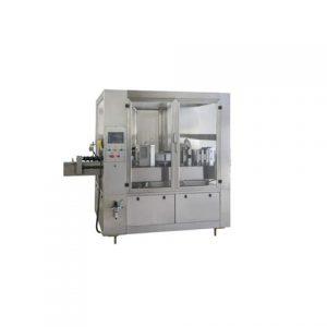 Máquina de etiquetado de superficie de galletas automática autoadhesiva