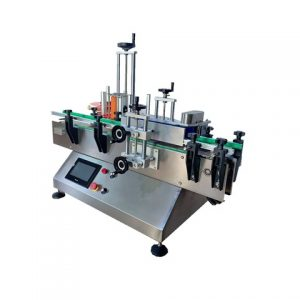 Máquina de etiquetado de barriles de agua