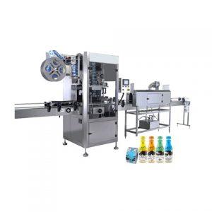 Máquina de etiquetado de cuello de cerveza