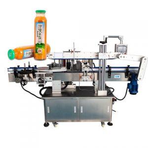 Máquina automática de etiquetado de botellas redondas para taza