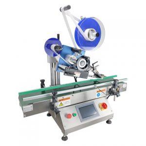 Máquina de etiquetado automática de mangas de alta velocidad