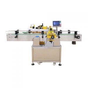 Aplicador automático de cables de la máquina de etiquetas plegables