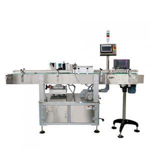 Máquina de etiquetado de etiquetas de tira de holograma de buena calidad