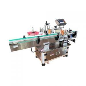 Máquina para fabricar etiquetas de manga