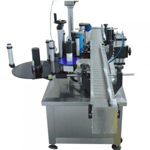 Máquina de etiquetado de alimentación