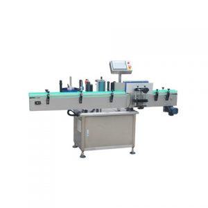 Máquina etiquetadora de pasta automática lineal