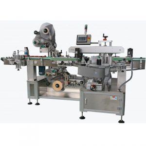 Máquina de etiquetado controlada por plc
