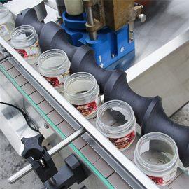 Detalles de la máquina etiquetadora automática de pegamento húmedo
